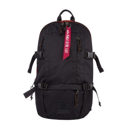 Black Floid Backpack