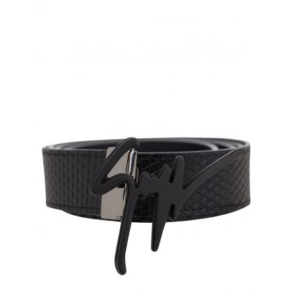 Black Signature System Belt