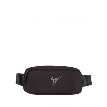 Black Mirto Underground Waist Bag