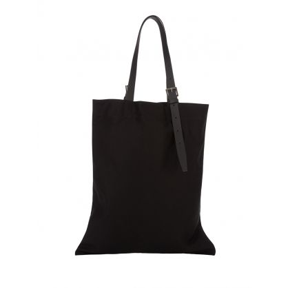 Black 'The Other Hand' Tote Bag