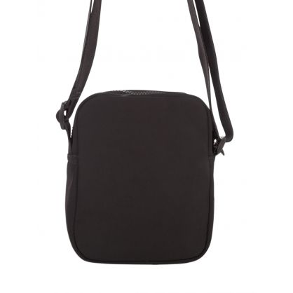 Black Established Mini Reporter Bag