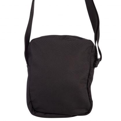 Black Established Small Reporter Bag