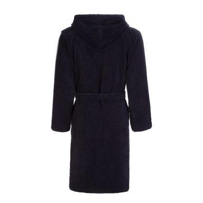 Dark Blue Dressing Gown