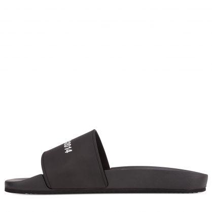Black Pool Slides