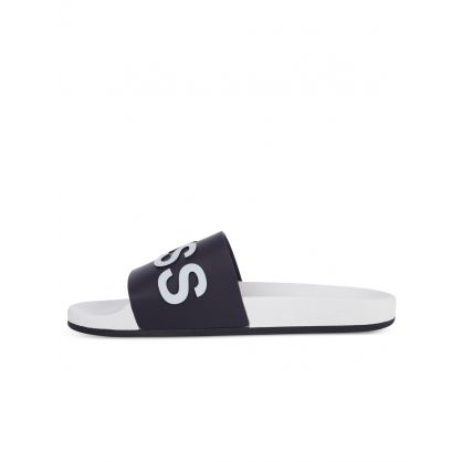 Navy Bay Logo Slides