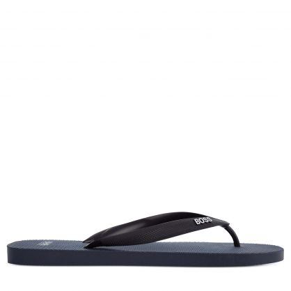 Dark Blue Pacific Flip Flops