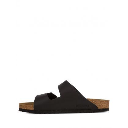 Black Arizona Birko-Flor Sandals