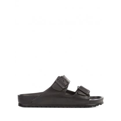 Black/Black Arizona EVA Sandals