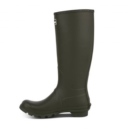 Green Bede Wellington Boots