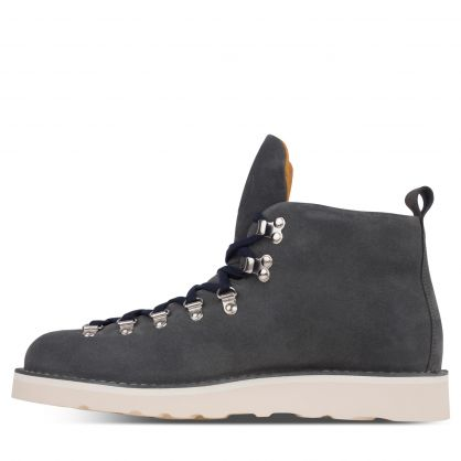 Grey Suede M120 Boots