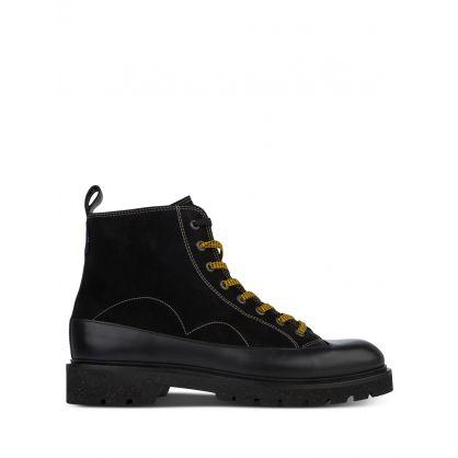 Black Buhl Boots