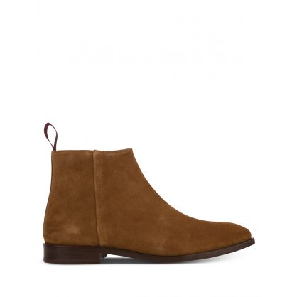 Tan Alan Boots