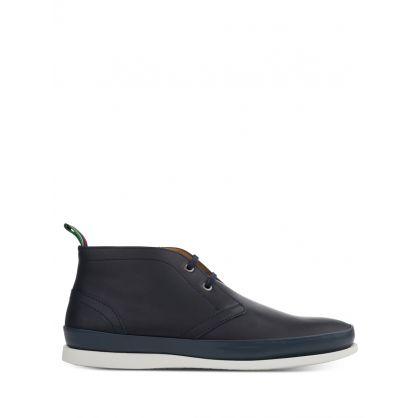 Dark Navy Cleon Shoes