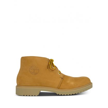 Yellow 1973 Newman Waterproof Chukka Boots