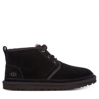 Black Neumel Boots