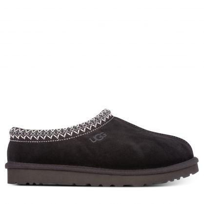 Black Tasman Slippers