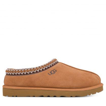 Brown Tasman Slippers