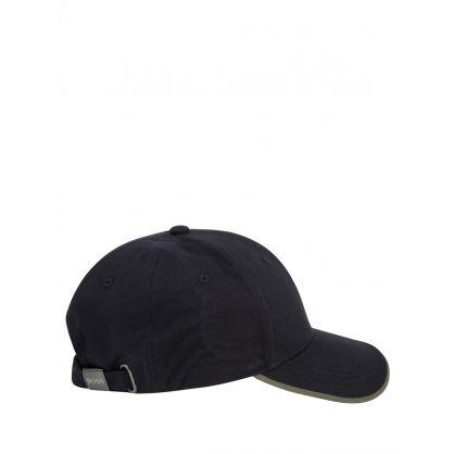 Black Athleisure Cap-X