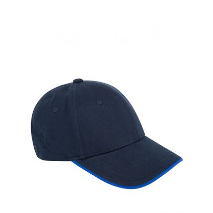Navy Athleisure Cap-X