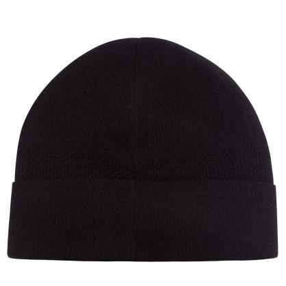 Black Pixel Logo Beanie Hat