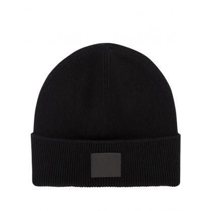 Black Xevo Beanie Hat