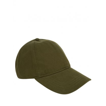 Green Norton Drill Sports Cap