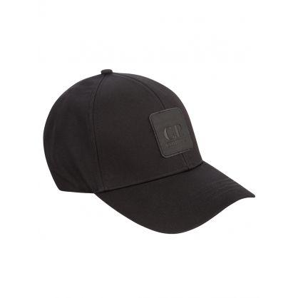 Black Metropolis Series Logo Badge Cap