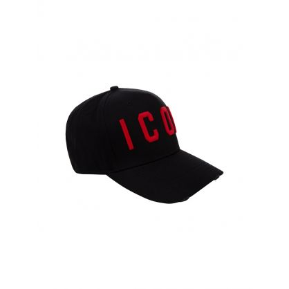 Black ICON Cap