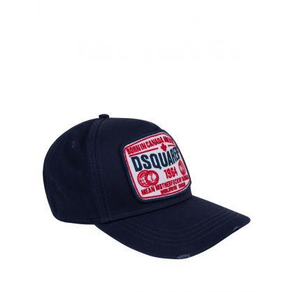 Navy D2 Worldwide Cap