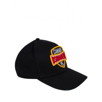 Black Canada '95 Cap