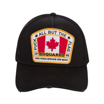 Black F*ck All But The Flag Cap