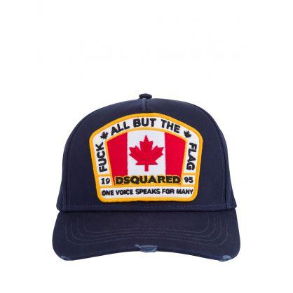 Navy F*ck All But The Flag Cap