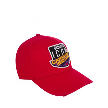 Red Canadian Heritage ICON Cap