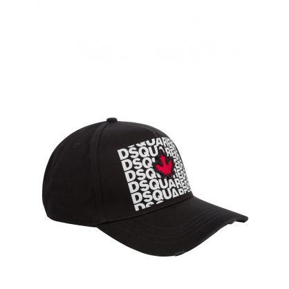 Black Sway Logo Cap