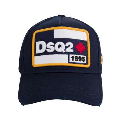 Navy DSQ2 1995 Patch Cap