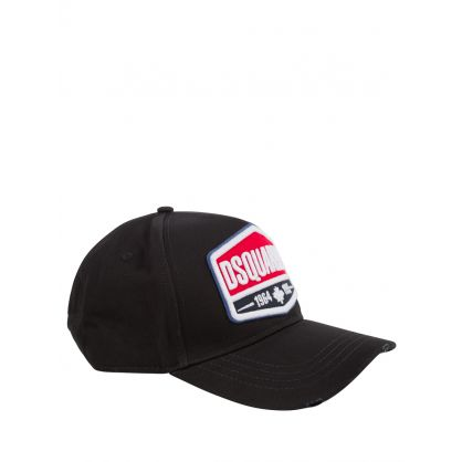 Black 1964 Patch Cap