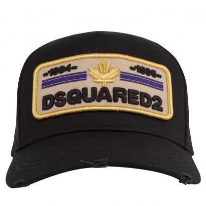 Black/Gold 1964 - 1995 Logo Cap