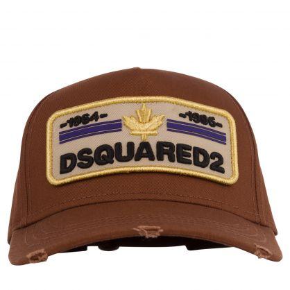 Brown/Gold 1964 - 1995 Logo Cap