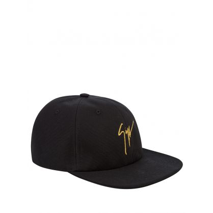 Black Kana Cap