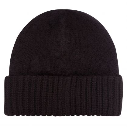 Black Chris Beanie Hat