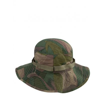 Green 'Purples' Modified Boonie Bucket Hat