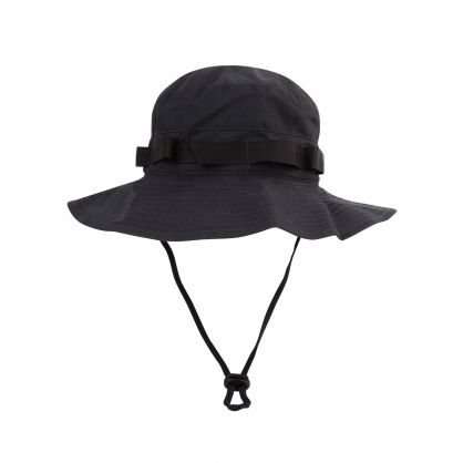 Black 'Purples' Modified Boonie Bucket Hat