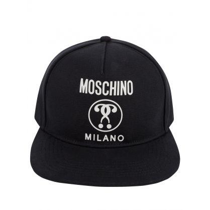 Black Milano Logo Hat