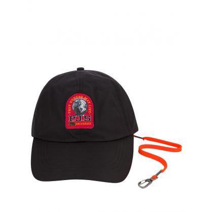 Black Bravo Cap