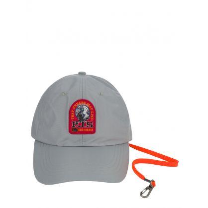 Grey Bravo Cap