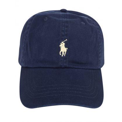 Navy Sports Cap
