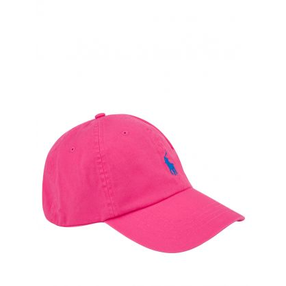 Pink Sport Cap