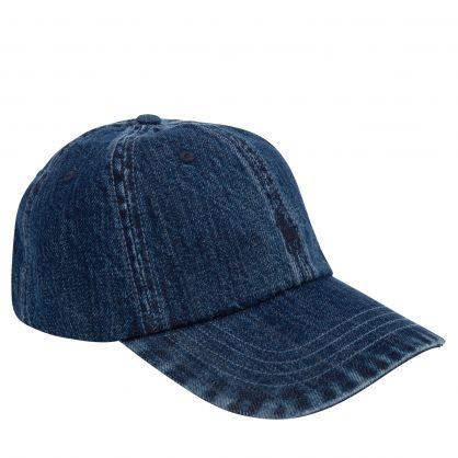 Blue Denim Classic Cap