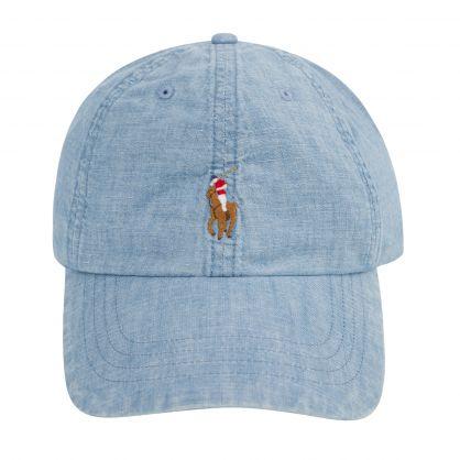Light Blue Chambray Classic Cap
