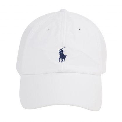 White Classic Cap